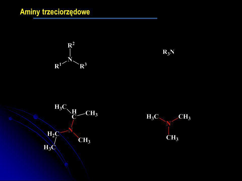 Aminy drugorzędowe
