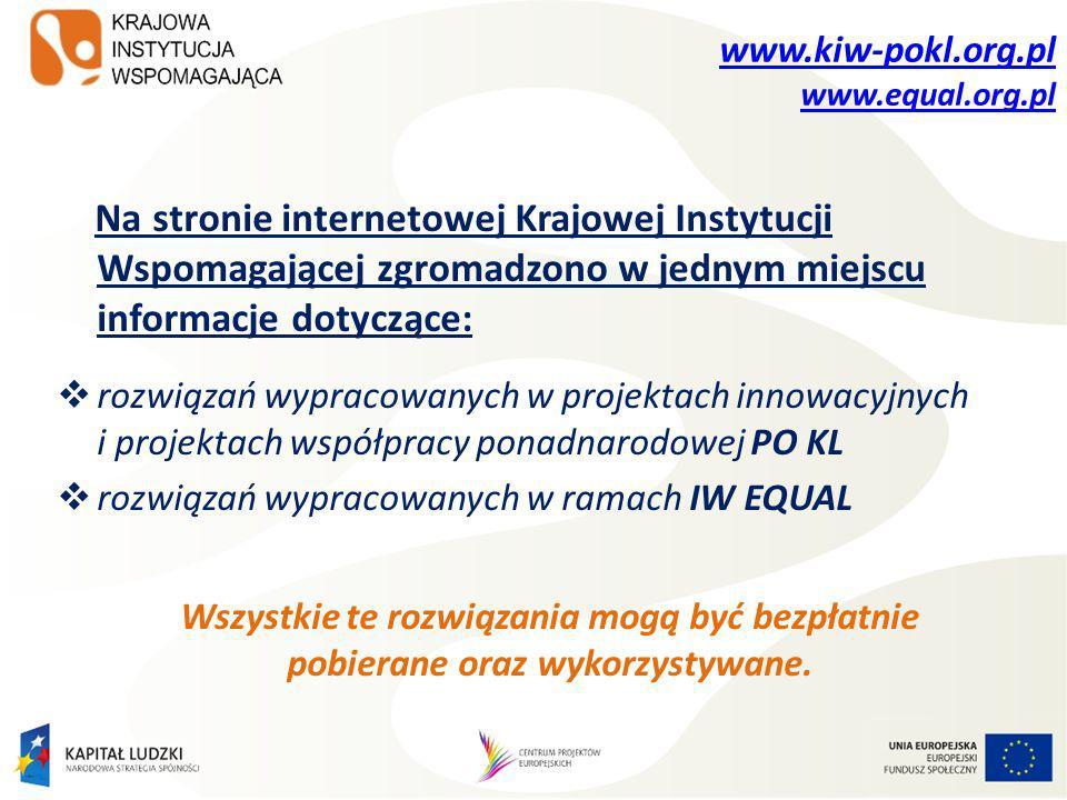 Dodatkowe źródło informacji nt. rozwiązań - Broszury tematyczne