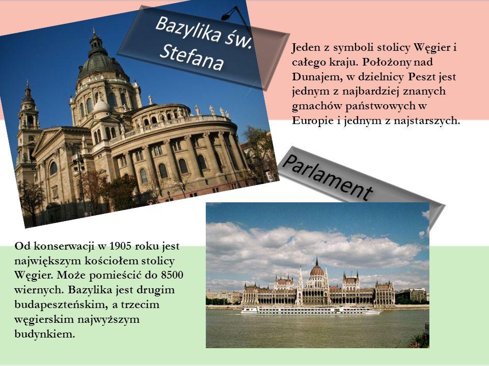 Od konserwacji w 1905 roku jest największym kościołem stolicy Węgier. Może pomieścić do 8500 wiernych. Bazylika jest drugim budapeszteńskim, a trzecim