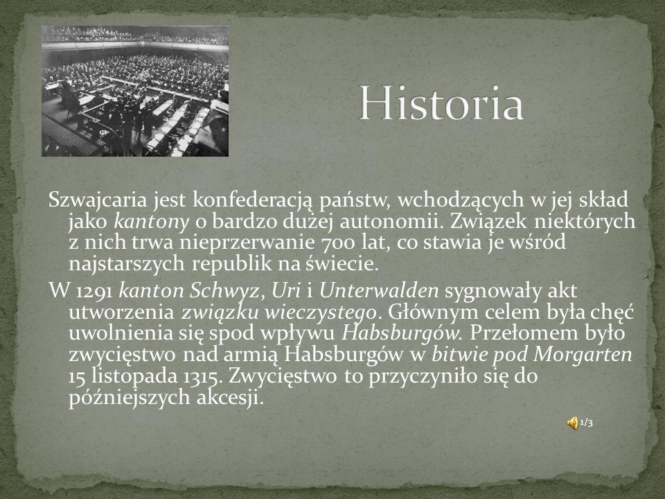Państwo federacyjne w Europie Zachodniej.