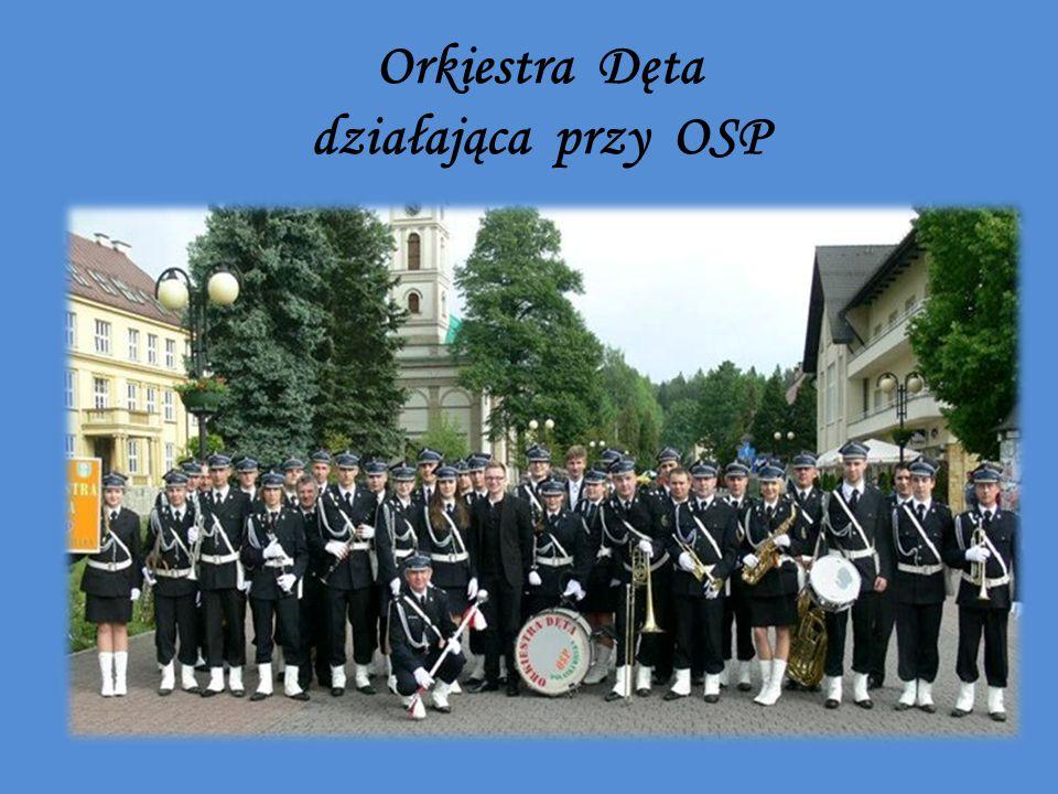 Orkiestra Dęta działająca przy OSP