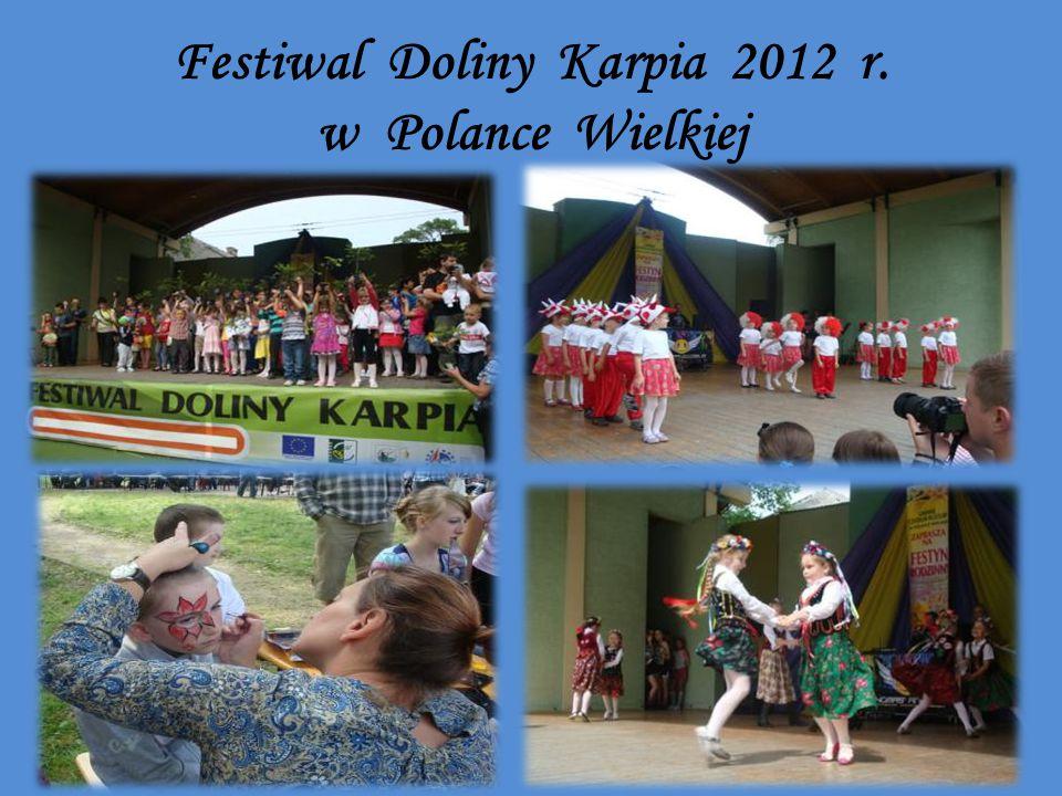 Festiwal Doliny Karpia 2012 r. w Polance Wielkiej