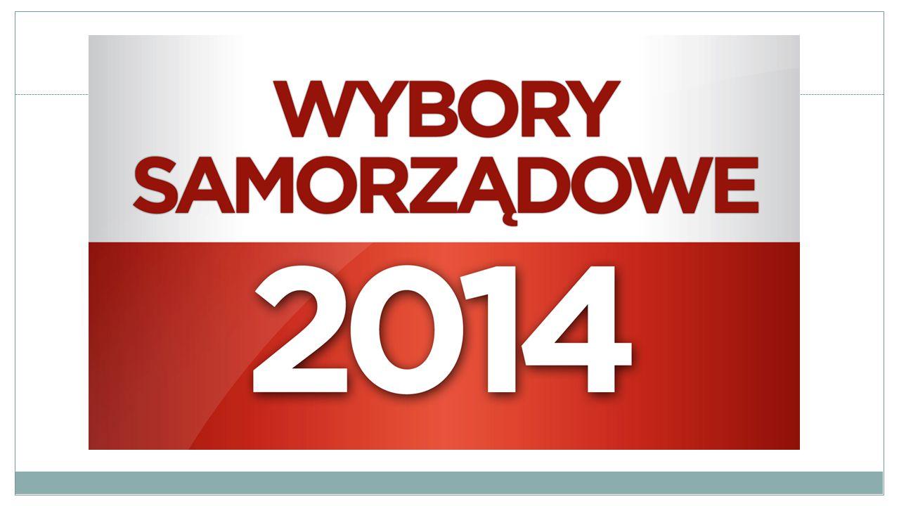 Termin wyborów 16 listopada 2014 r. niedziela Lokale wyborcze czynne od 7 do 21.