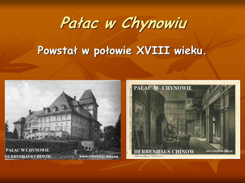 """W Chynowiu znajdują się dwa sklepy spożywczo – przemysłowe """"Gniemix K.L. Kożyczkowscy """"W. Ornal"""