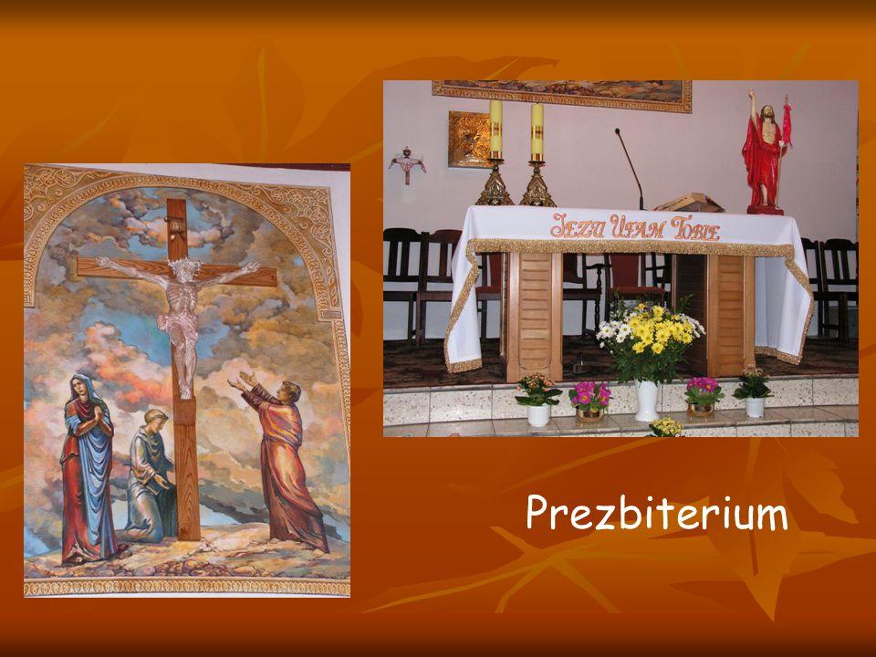 W 1998r.sprowadzono relikwie W 1998r. sprowadzono relikwie św.
