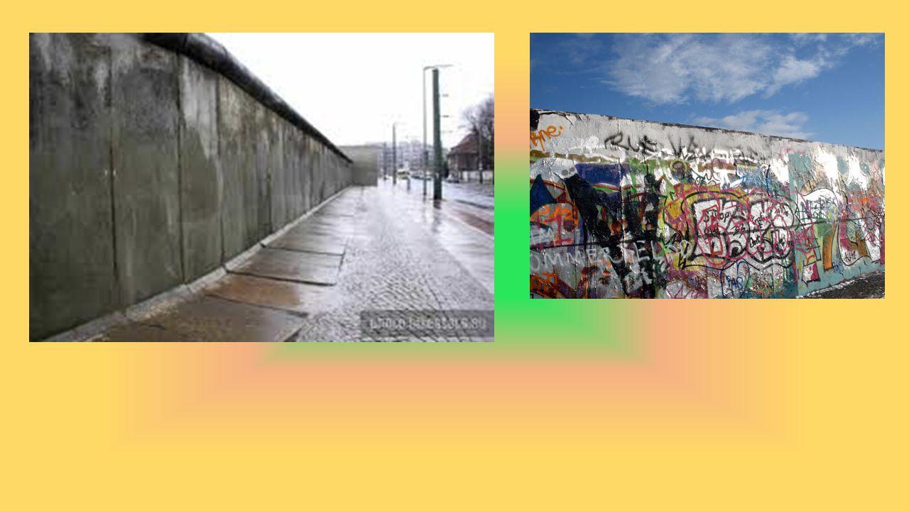 Mur Berliński Mur berliński (niem. Berliner Mauer) – system umocnień o długości ok. 156 km (betonowy mur, okopy, zapory drutowe, miny). Zwany był równ