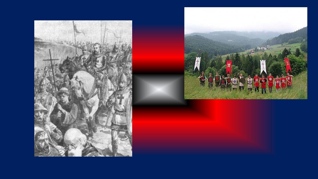 POLSCY RYCERZE I WYPRAWY KRZYŻOWE Udział polskiego rycerstwa w wyprawach krzyżowych był niewielki. Podczas drugiej krucjaty, w wojskach cesarza Konrad