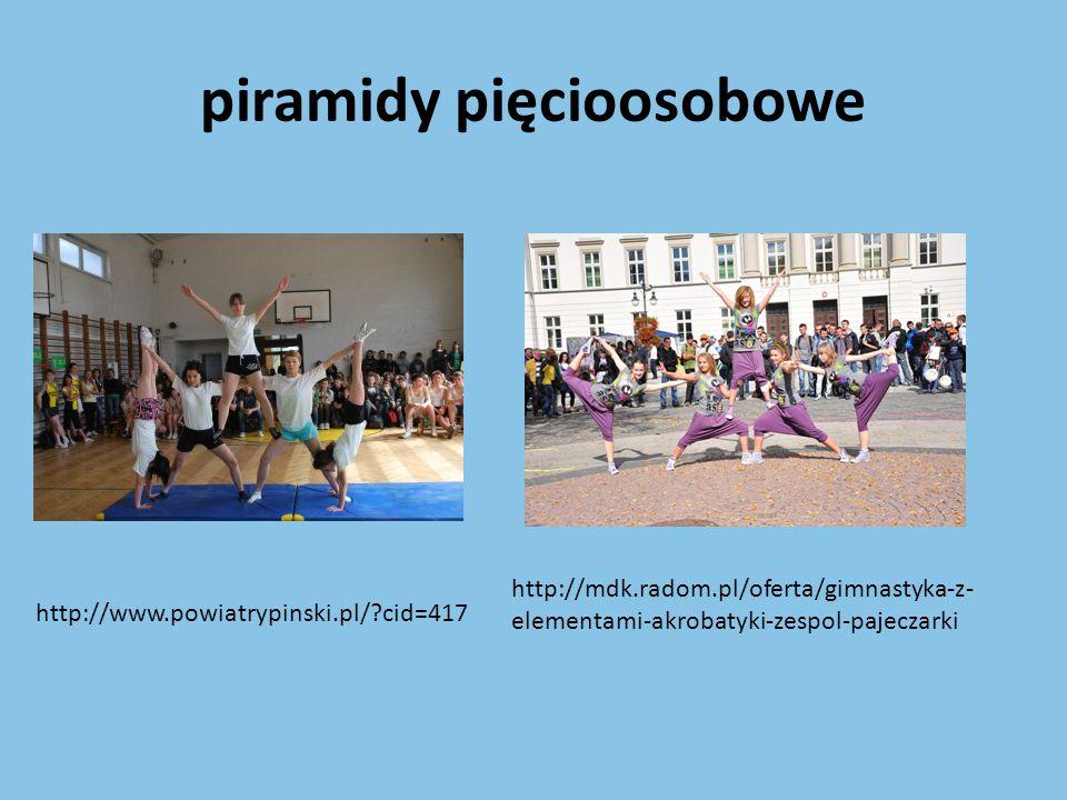 piramidy czteroosobowe http://www.reymontsport.pl/gimnas tyka.html http://sportgimnazjum10.blogspot.co m/2011/02/piramidy-gimnastyczne- 1a.html