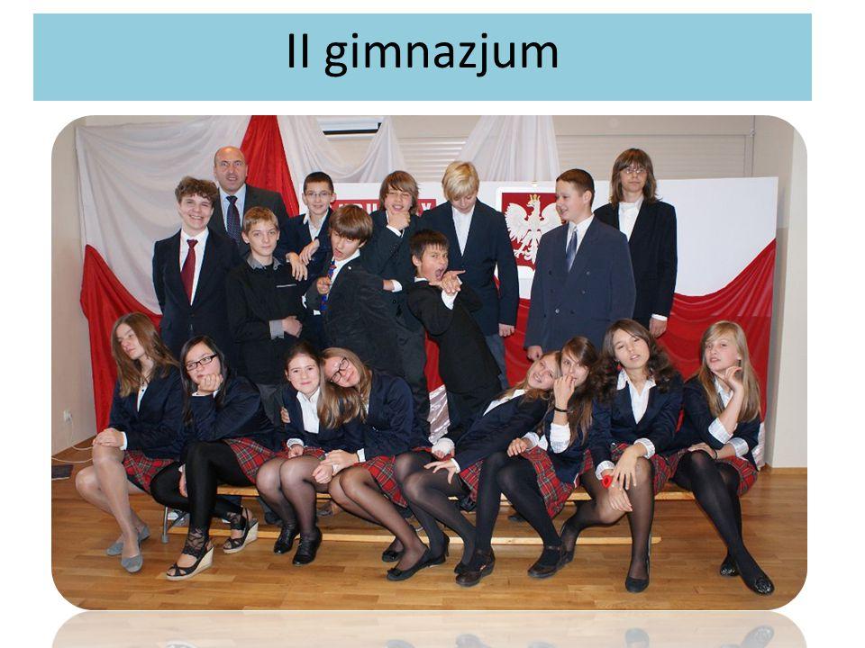 II gimnazjum