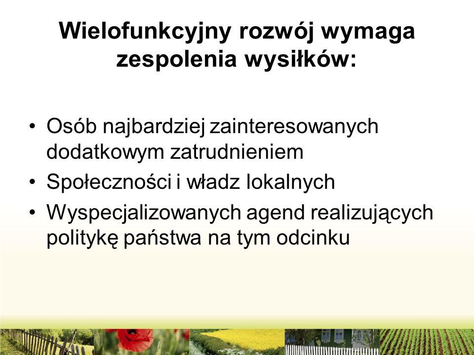 Idea konkursu: -promocja zrealizowanych w Polsce inwestycji wspartych środkami Unii Europejskiej, które przez swoją jakość oraz innowacyjność w znaczący sposób podniosą zakres i jakość oferowanych usług turystycznych na wsi; -rozpowszechnione najlepsze przykłady staną się dla wielu mieszkańców wsi inspiracją do podejmowania podobnych działań.