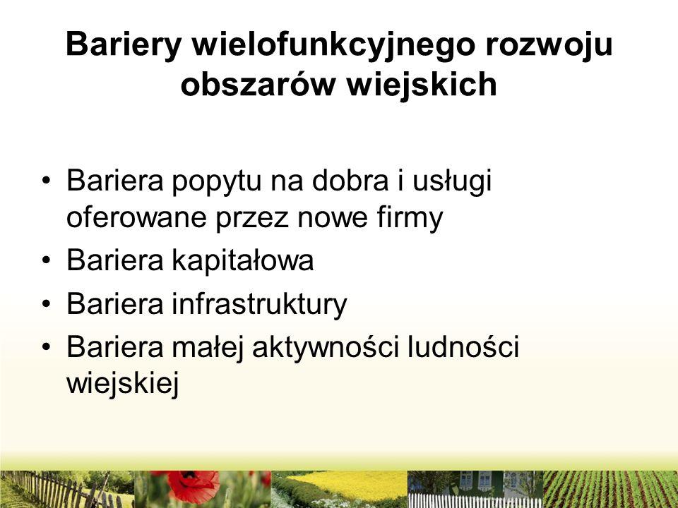 I przykład Gospodarstwo ekoagroturystyczne