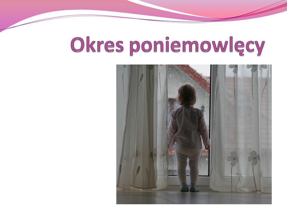 wiekgłowatułówkończyny 0-2 lat Sylwetka niemowlęca.