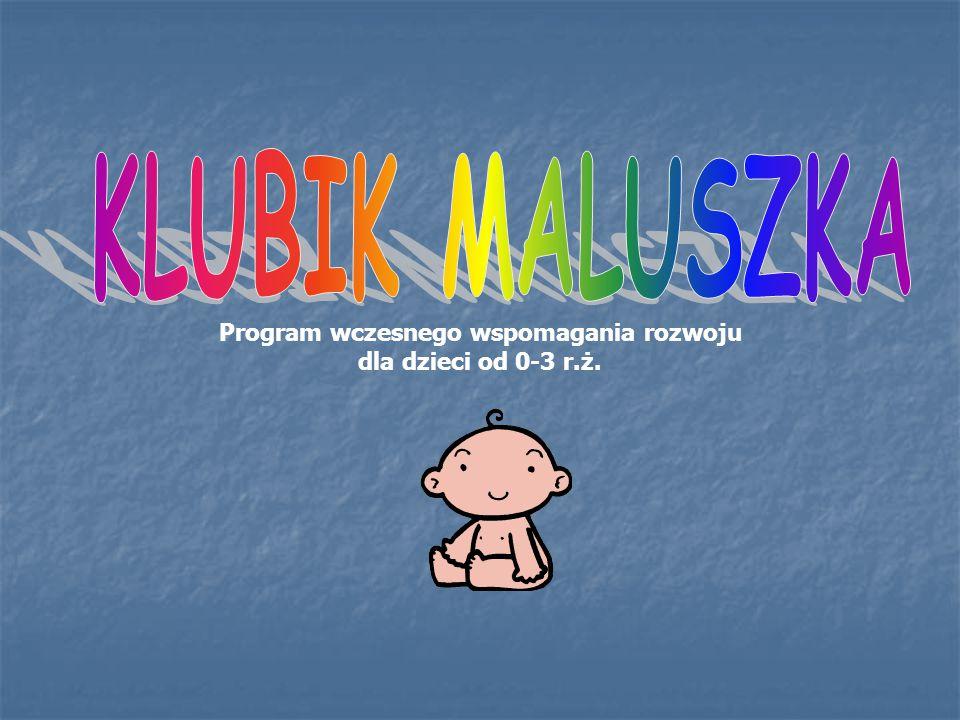 Program wczesnego wspomagania rozwoju dla dzieci od 0-3 r.ż.