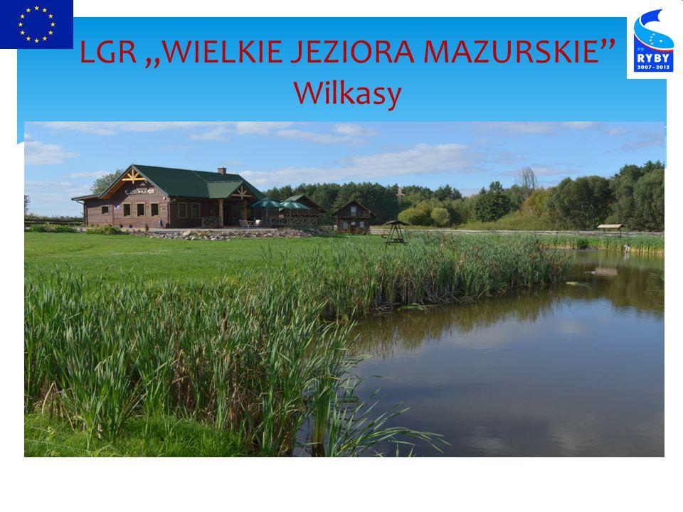 """LGR """"WIELKIE JEZIORA MAZURSKIE Wilkasy"""