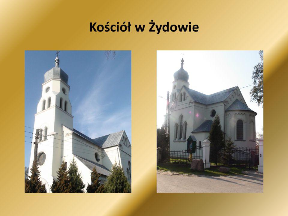 Kościół w Żydowie