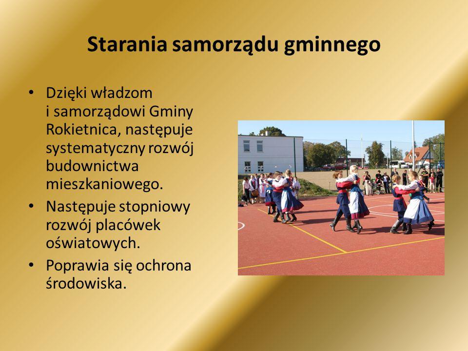 Rada Gminy 1.Aleksandra Bartnik 2. Teresa Bartol - Przewodniczący Rady Gminy Rokietnica 3.