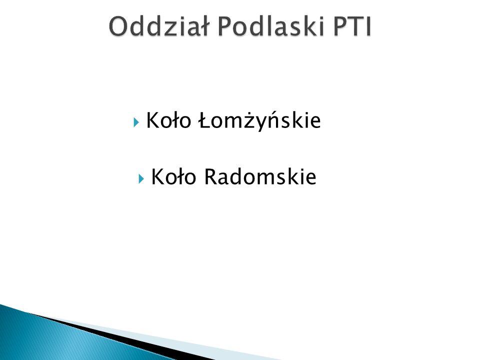  Koło Łomżyńskie  Koło Radomskie