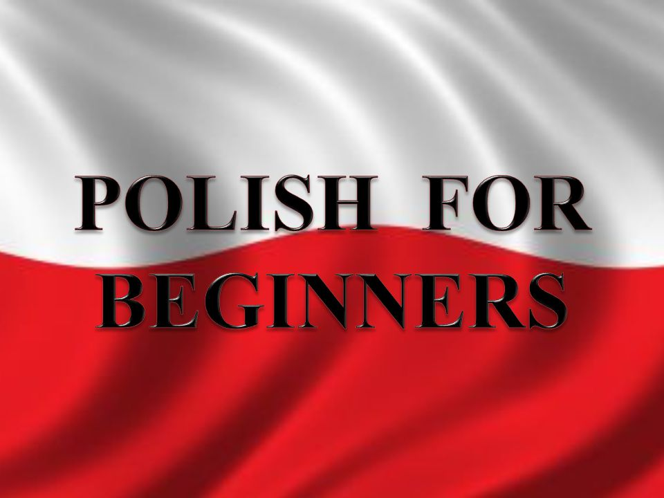 DID YOU KNOW THAT POLISH IS CLAIMED TO BE ONE OF THE MOST DIFFICULT LANGUAGES IN THE WORLD.
