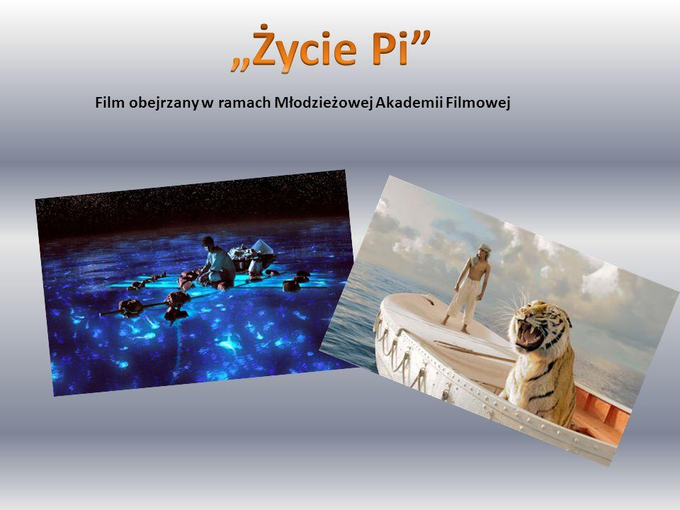 Film obejrzany w ramach Młodzieżowej Akademii Filmowej