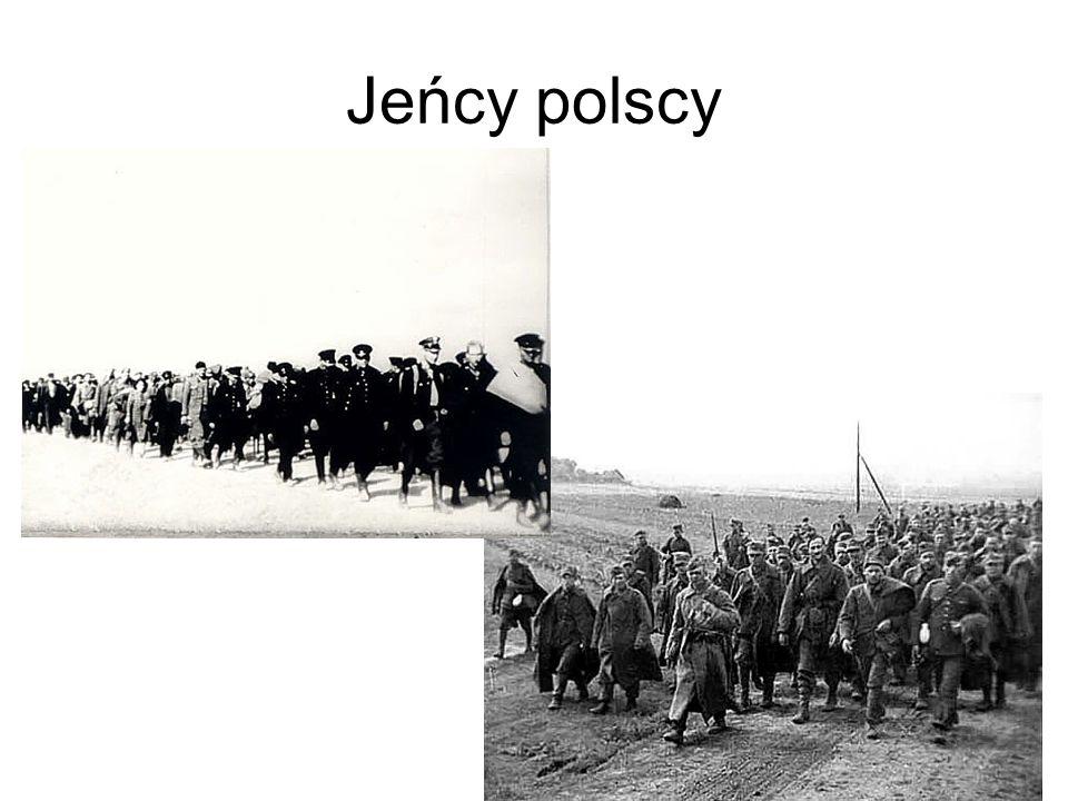 Jeńcy polscy