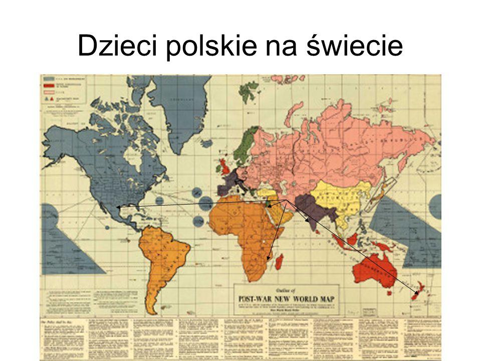 Dzieci polskie na świecie