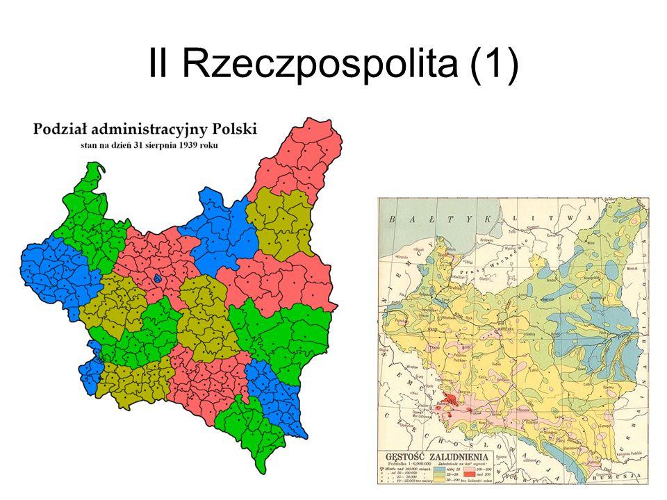 II Rzeczpospolita (1)