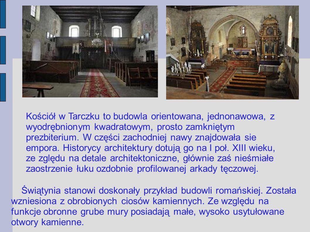 Powstanie kościoła Według tradycji kościół został wzniesiony przez biskupa krakowskiego herbu Starża v.