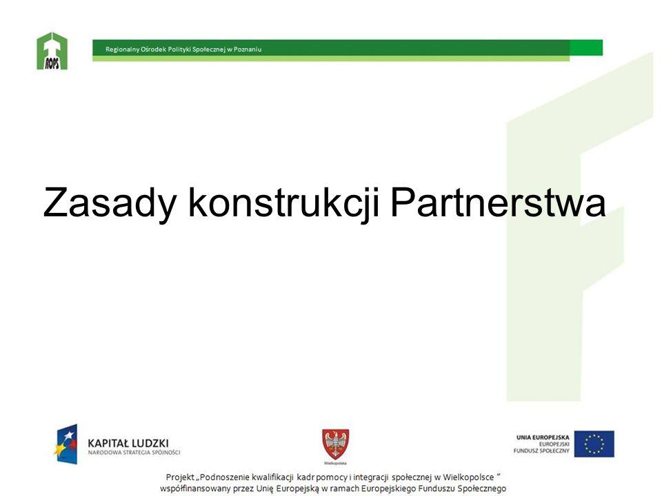 Zasady konstrukcji Partnerstwa