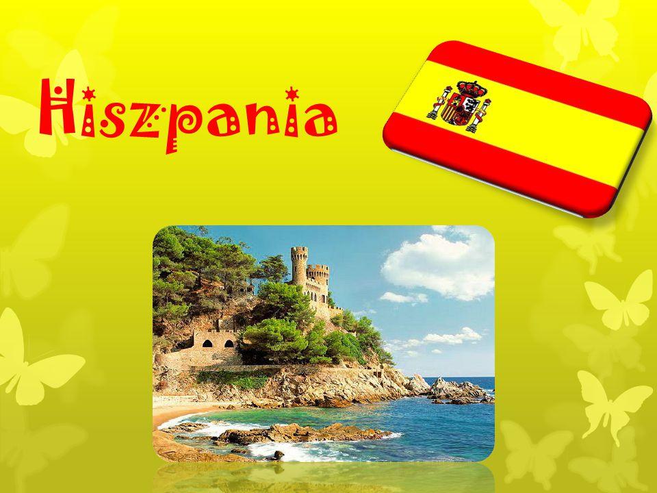 Informacje Hiszpania to Najwi ę ksze z trzech pa ń stw poło ż onych na Półwyspie Iberyjskim.