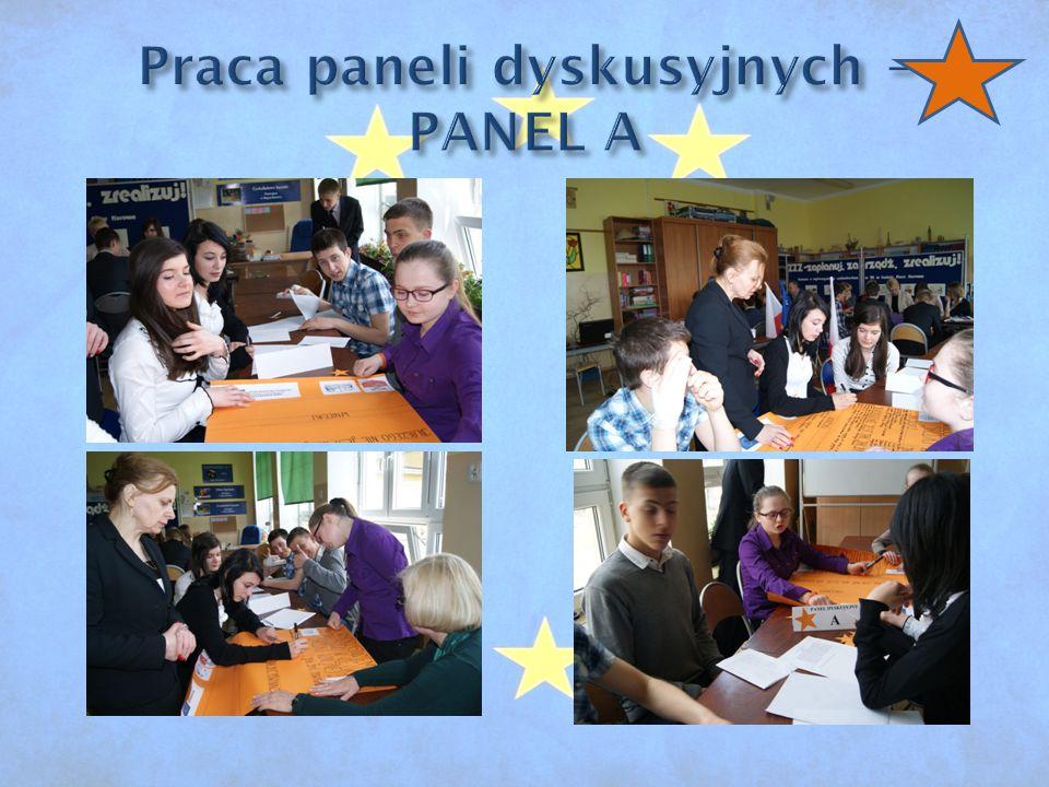 1.Wszyscy korzystamy z możliwości rozwoju, jakie daje nam członkostwo w UE (dzieci, dorośli, młodzież).