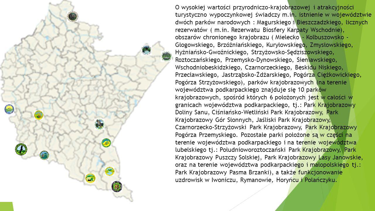Bieszczadzki Park Narodowy jest trzecim co do wielkości parkiem narodowym na terenie Polski.