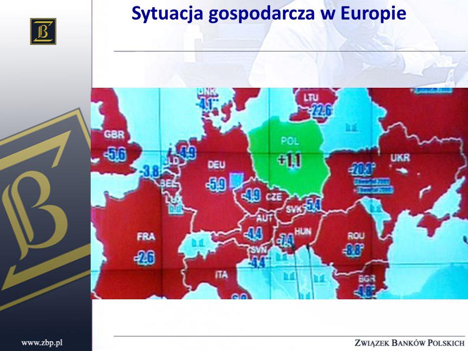 Sytuacja gospodarcza w Europie