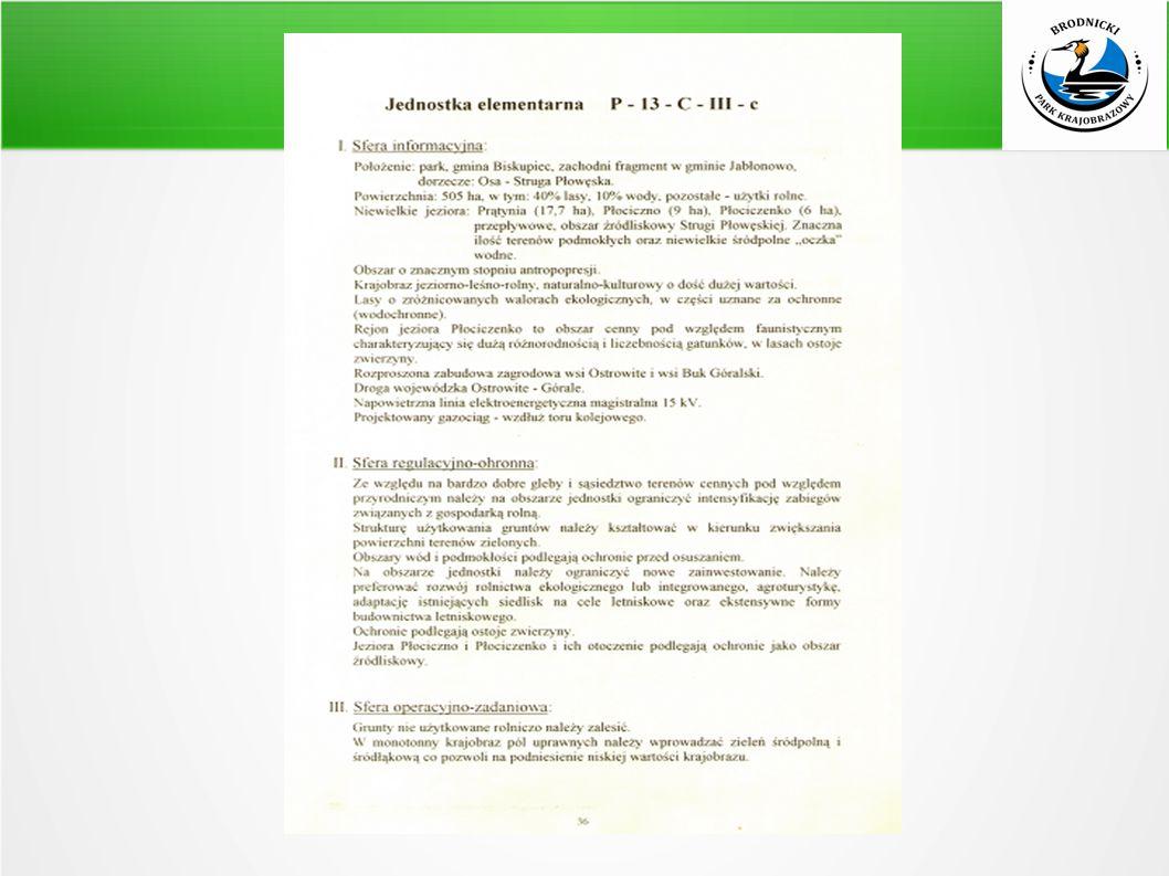 1 maja 2004 r.plany ochrony parków krajobrazowych zgodnie z zapisami ustawy z 16 kwietnia 2004 r.