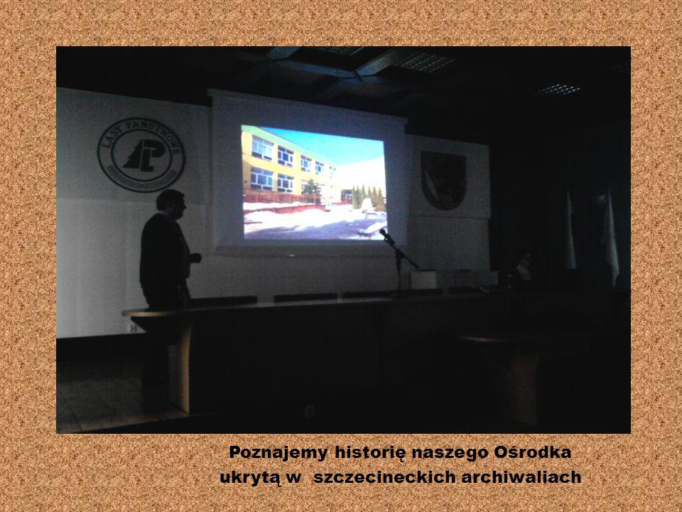 Poznajemy historię naszego Ośrodka ukrytą w szczecineckich archiwaliach