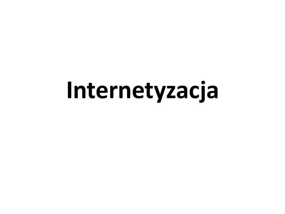 Internetyzacja