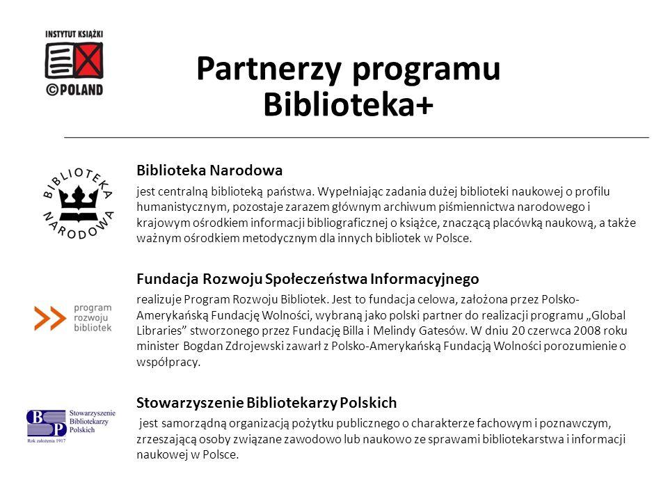 Biblioteka Narodowa jest centralną biblioteką państwa. Wypełniając zadania dużej biblioteki naukowej o profilu humanistycznym, pozostaje zarazem główn