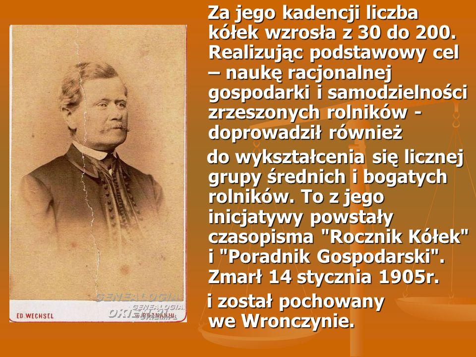 Karol Marcinkowski Lekarz, społecznik, filantrop, inicjator budowy Bazaru Lekarz, społecznik, filantrop, inicjator budowy Bazaru w Poznaniu.