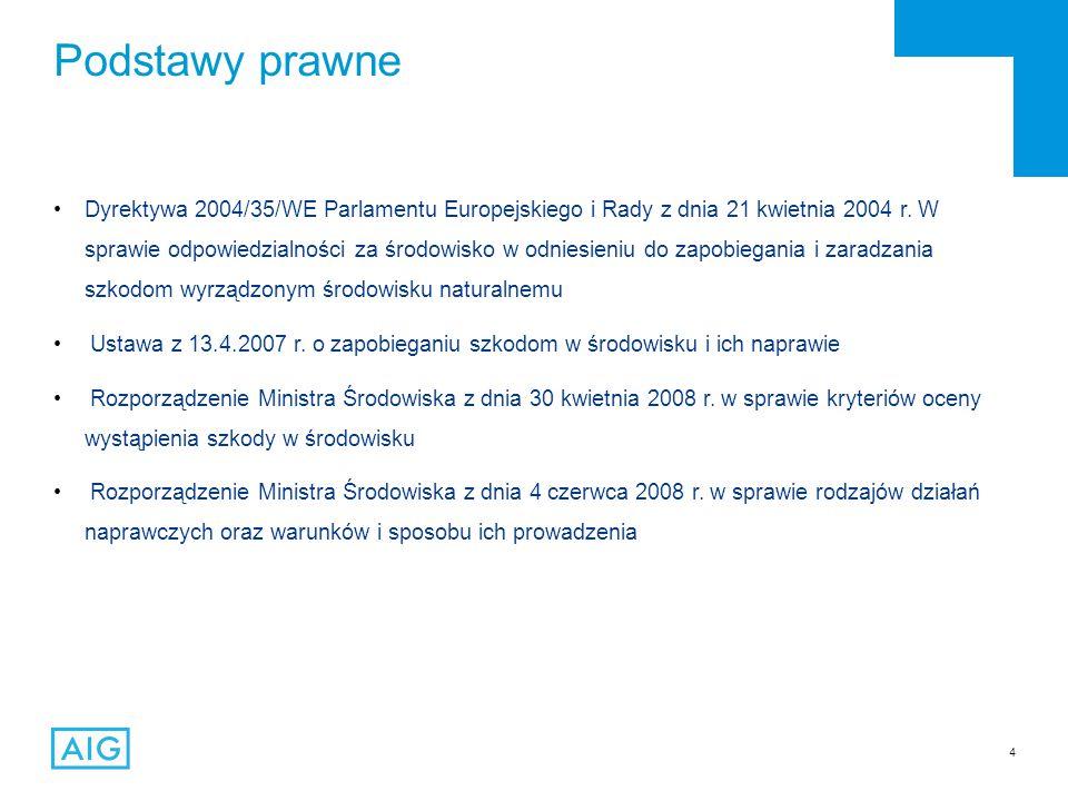 4 Dyrektywa 2004/35/WE Parlamentu Europejskiego i Rady z dnia 21 kwietnia 2004 r.