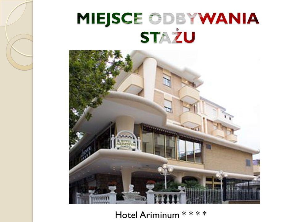 Hotel Ariminum * * * *