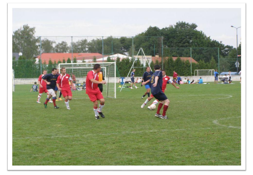 Czescy strażacy okazali się sprawniejszymi zawodnikami, za to w pierwszej grupie meczów piłkarskich rozegranych 21 lipca 2012 r.