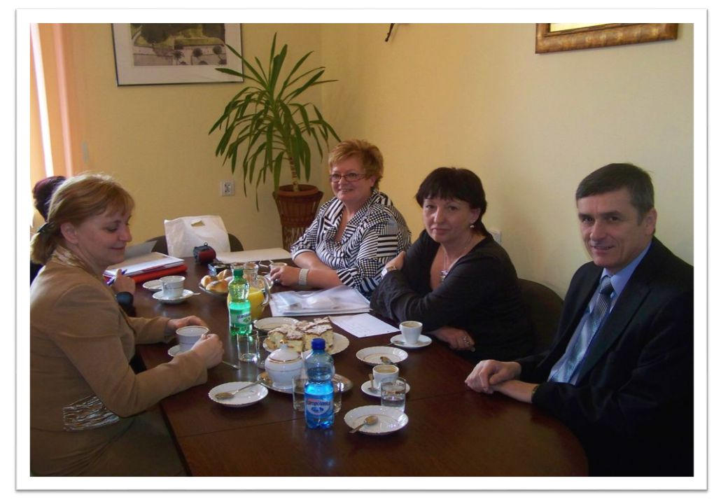 Konferencja podsumowująca projekt 29 sierpnia 2013 r.