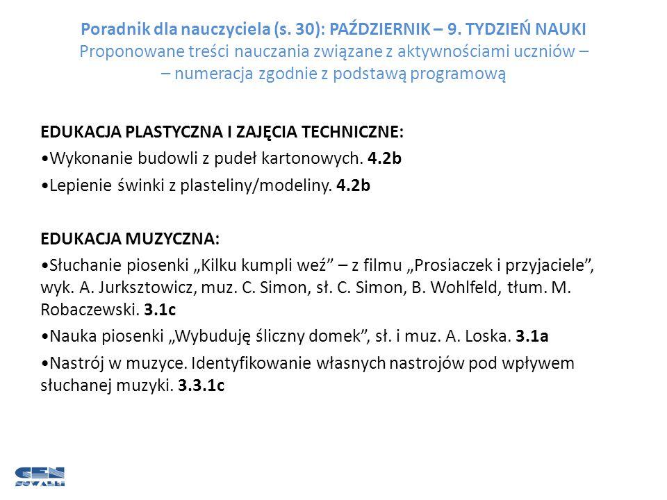 Zapraszam do analizy scenariuszy Scenariusze znajdują się w plikach PDF: – Scenariusz zajęć nr 1 dla kl.
