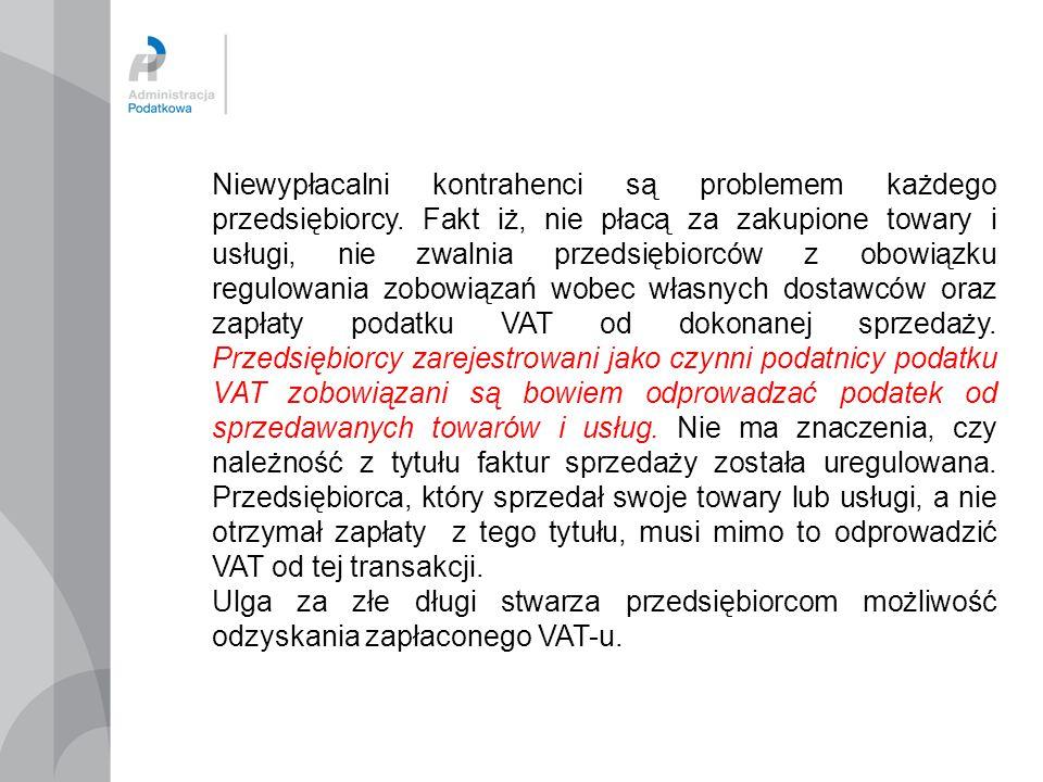 Przykład Podatnik wystawił fakturę na rzecz firmy Gama z terminem płatności przypadającym na dzień 20 marca 2014 roku.