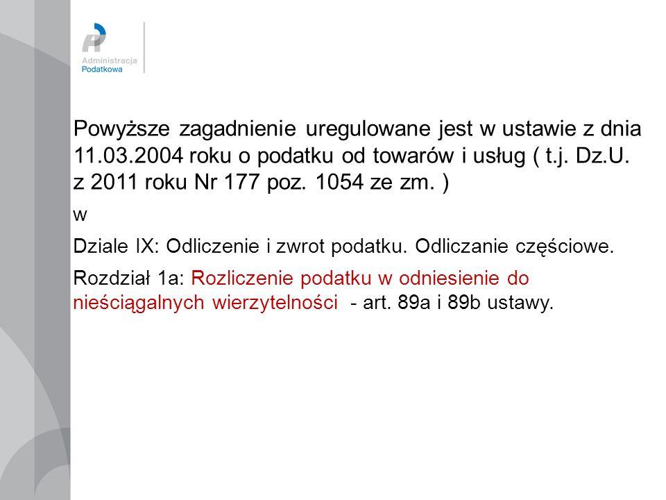 Wyrok WSA w Gliwicach z dnia 26 kwietnia 2013 r., sygn.
