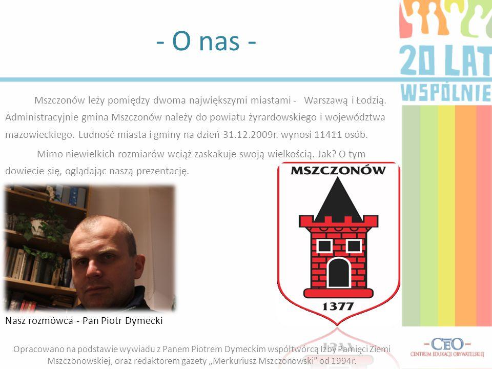 Mszczonów leży pomiędzy dwoma największymi miastami - Warszawą i Łodzią. Administracyjnie gmina Mszczonów należy do powiatu żyrardowskiego i województ