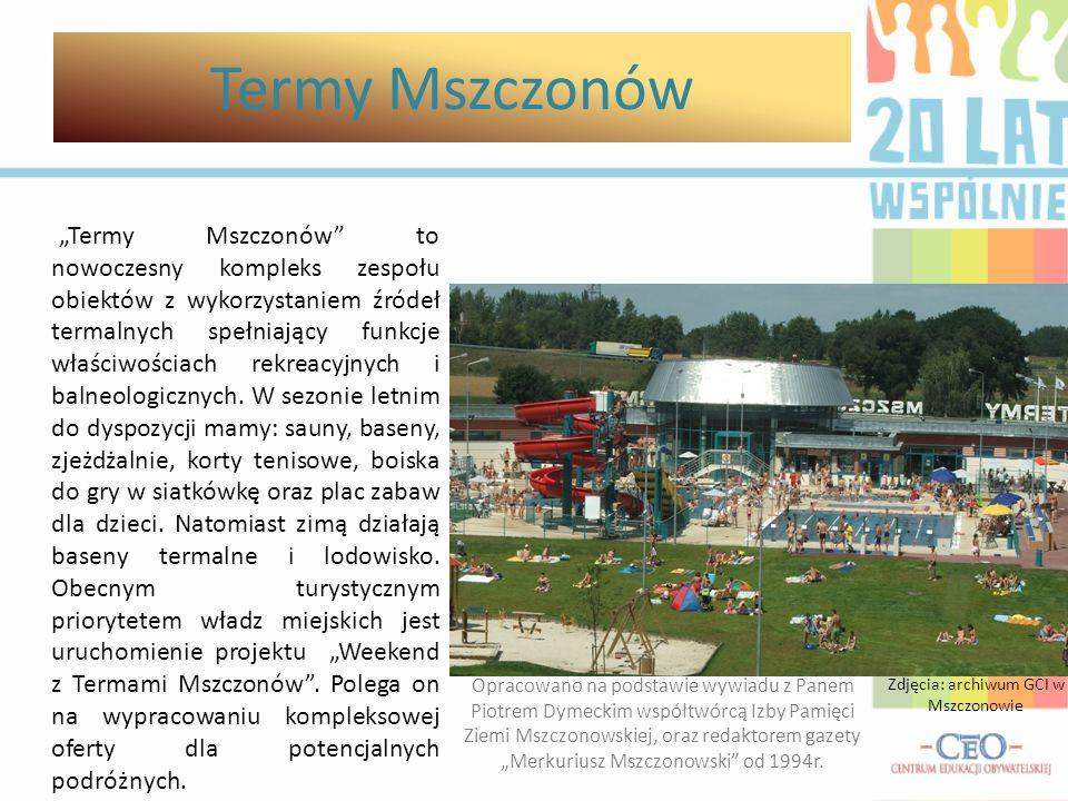 """Izba Pamięci Ziemi Mszczonowskiej """"To jest początek."""