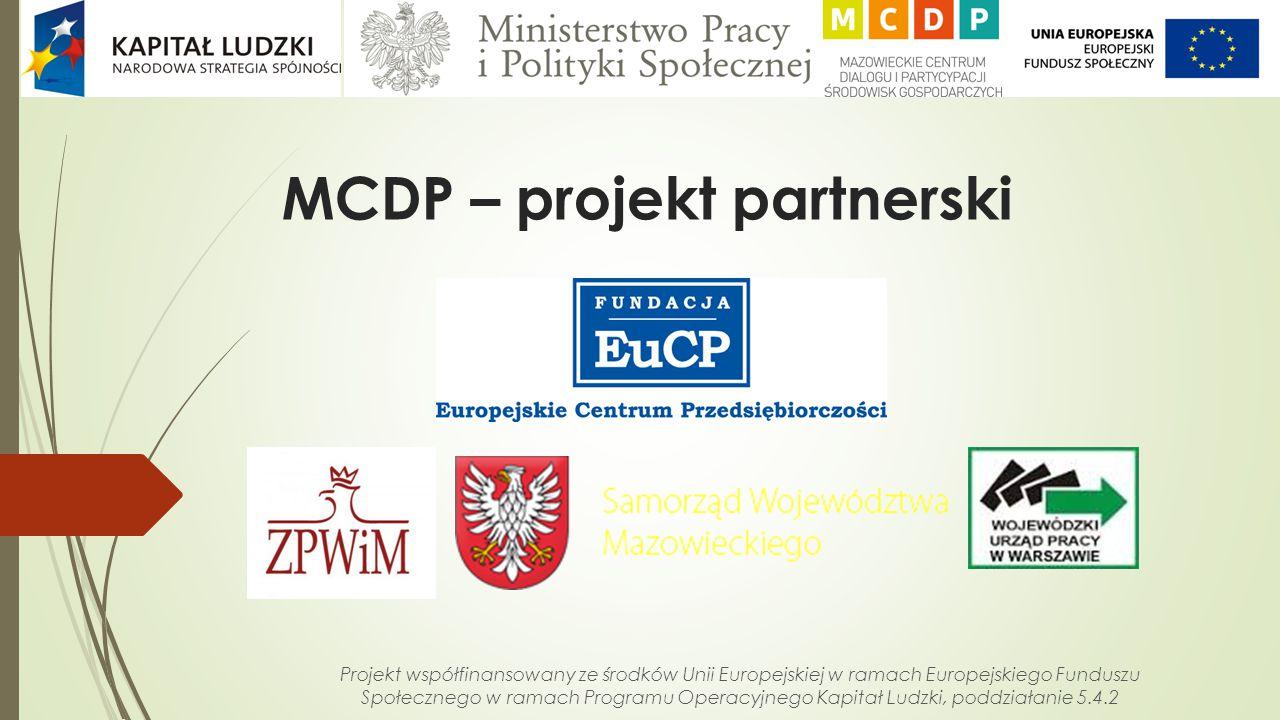 Projekt współfinansowany ze środków Unii Europejskiej w ramach Europejskiego Funduszu Społecznego w ramach Programu Operacyjnego Kapitał Ludzki, poddz