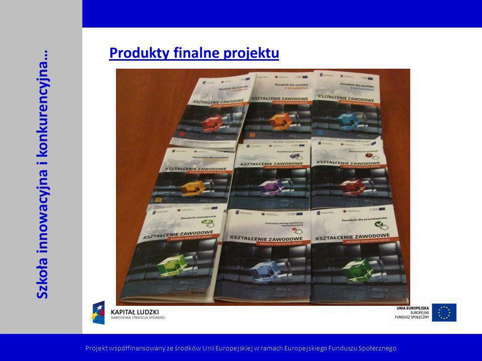 Konkursy w projektach 9.2 SZkOlna kuźnia Profesjonalistów Projekt współfinansowany ze środków Unii Europejskiej w ramach Europejskiego Funduszu Społecznego stylizacja paznokcicarving