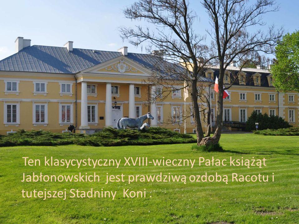 Dominik Merlini – projektant Pałacu w Racocie i… Warszawskich Łazienek