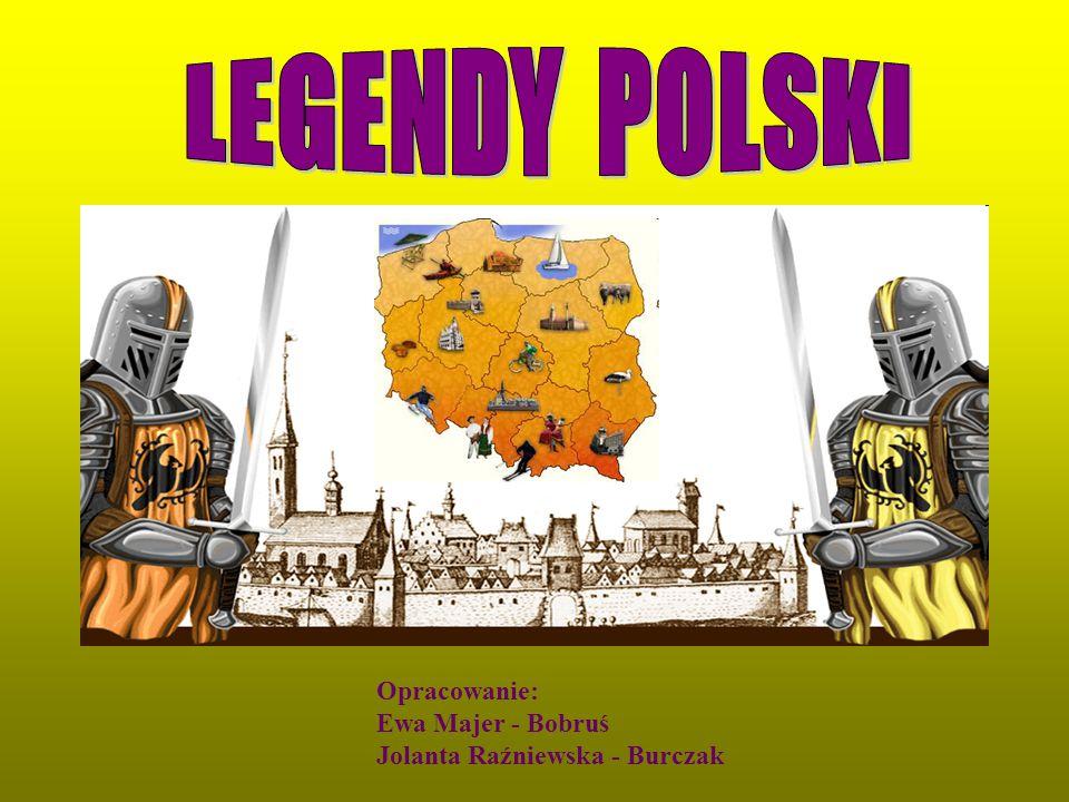 Opracowanie: Ewa Majer - Bobruś Jolanta Raźniewska - Burczak